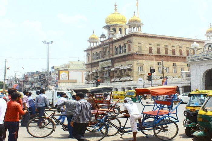 Heritage Walk in Old Delhi