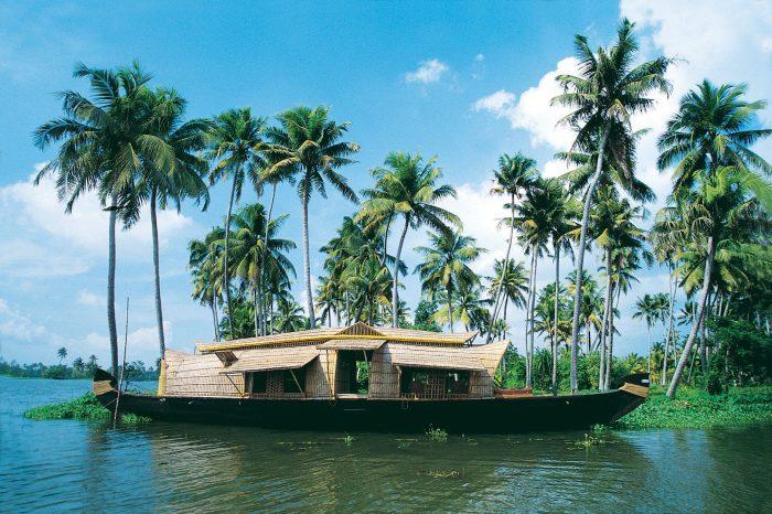 The Kerala Backwaters