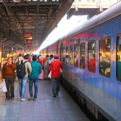 Shekhawati Train Tour