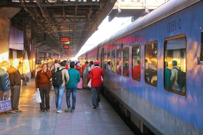 Shekhawati Train Tour
